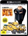 DESPICABLE ME 3 (4K UHD BLU RAY)