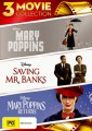 Mary Poppins 3 Movie Collection