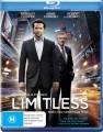 LIMITLESS (BLU RAY)