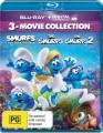 The Smurfs 2 / The Smurfs (2011) / Smurfs Lost Village (Blu Ray)