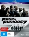 FAST AND FURIOUS 7 (BLU RAY)