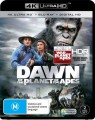 Dawn Of The Planet Of The Apes (4K Ultra HD)