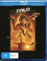 Solo: A Star Wars Story (Blu Ray)