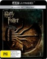 HARRY POTTER AND THE CHAMBER OF SECRETS (4K BLU RAY UHD)