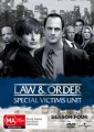 Law And Order SVU Special Victims Unit - Complete Season 4