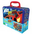 Blaze And The Monster Machines Lunchbox - Blaze Of Glory / Driving Force
