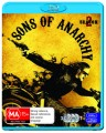 Sons Of Anarchy - Complete Season 2 (Blu Ray)