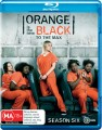 Orange Is The New Black - Complete Season 6 (Blu Ray)