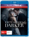 Fifty Shades Darker (Blu Ray)