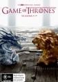 GAME OF THRONES - SEASONS 1-7