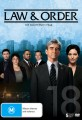 LAW AND ORDER - COMPLETE SEASON 18