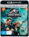 Jurassic World: Fallen Kingdom (4K UHD Blu Ray)
