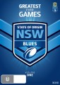 STATE OF ORIGIN GREATEST EVER GAMES: NEW SOUTH WALES