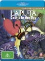 LAPUTA: CASTLE IN THE SKY (BLU RAY)