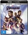 Avengers: Endgame (4K Blu Ray)