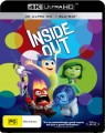 Inside Out (4K UHD Blu Ray)