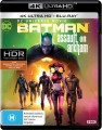 Batman - Assault On Arkham (4K UHD Blu Ray)
