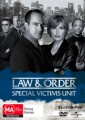 LAW AND ORDER SVU SPECIAL VICTIMS UNIT - COMPLETE SEASON 5