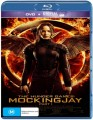 The Hunger Games: Mockingjay Part 1 (Blu Ray(