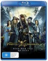 Pirates Of The Caribbean: Dead Men Tell No Tales (Blu Ray)