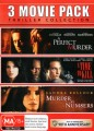PERFECT MURDER / MURDER BY NUMBERS / A TIME TO KILL