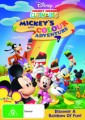 Mickeys Clubhouse - Mickeys Colour Adventure