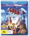 The Lego Movie (Blu Ray)