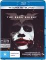 The Dark Knight (4K UHD Blu Ray)