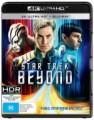 STAR TREK BEYOND (4K ULTRA HD / BLU RAY)