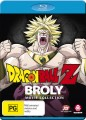 Dragon Ball Z - Broly Movie Collection (Blu Ray)