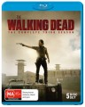 Walking Dead - Complete Season 3 (Blu Ray)