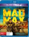 Mad Max Fury Road (Blu Ray)