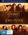 MIDDLE EARTH COLLECTION (BLU RAY)