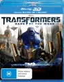 TRANSFORMERS 3 - DARK OF THE MOON 3D (BLU RAY)