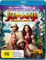 Jumanji: Welcome to the Jungle (Blu Ray)