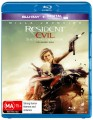 Resident Evil: Final Chapter (Blu Ray)