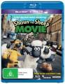 Shaun The Sheep Movie (Blu Ray)