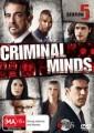 CRIMINAL MINDS - COMPLETE SEASON 5