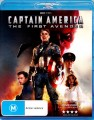 Captain America: The First Avenger (Blu Ray)