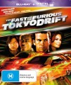 Fast And The Furious Tokyo Drift (Blu Ray)