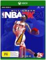 NBA 2K21 (Xbox X Game)