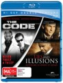 Code / Lies And Illusions (Blu Ray)