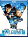 Valerian And The City Of A Thousand Planets (Blu Ray)