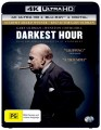 Darkest Hour (4K UHD Blu Ray)