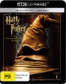 HARRY POTTER AND THE PHILOSOPHERS STONE (4K BLU RAY UHD)