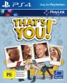 Thats You (PS4 Game)