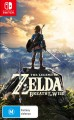 The Legend Of Zelda Breath Of The Wild (Switch Game)