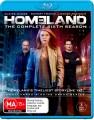 Homeland - Complete Season 6 (Blu Ray)