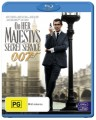 On Her Majestys Secret Service (Blu Ray)