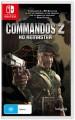 Commandos 2 (Switch Game)